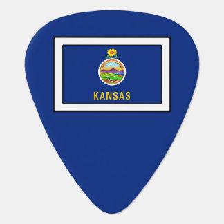 Kansas Guitar Pick