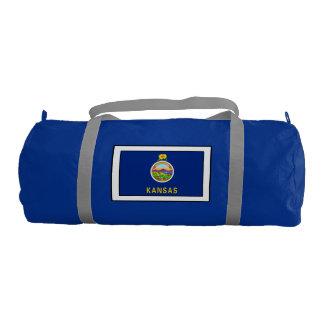 Kansas Gym Bag