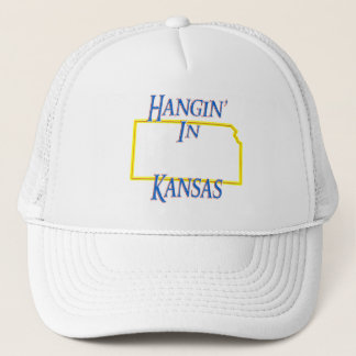 Kansas - Hangin' Trucker Hat