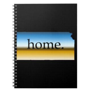 Kansas home Horizon Notebooks