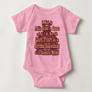 Kansas Infant Creeper