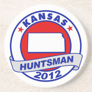 Kansas Jon Huntsman Coaster