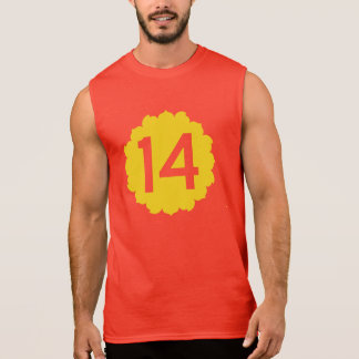 Kansas K-14 Sleeveless Shirt