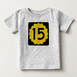Kansas K-15 Baby T-Shirt