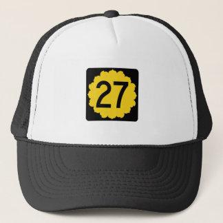 Kansas K-27 Trucker Hat