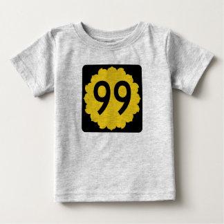 Kansas K-99 Baby T-Shirt