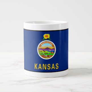Kansas Large Coffee Mug