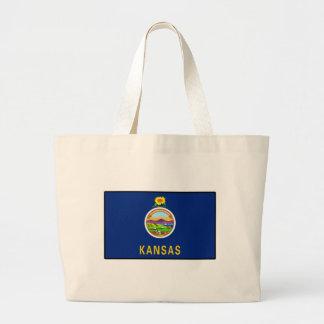 Kansas Large Tote Bag