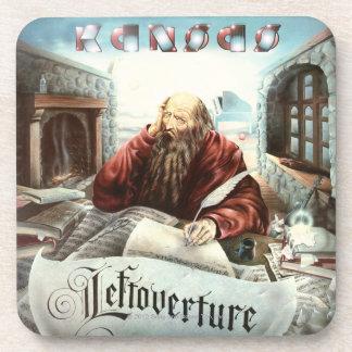 KANSAS - Leftoverture (1976) Beverage Coaster