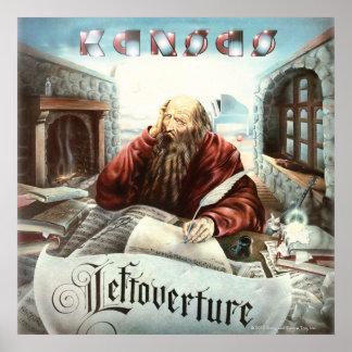KANSAS - Leftoverture (1976) Impresiones