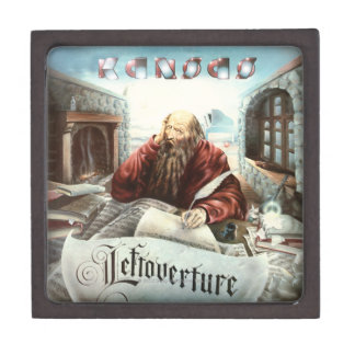 KANSAS - Leftoverture (1976) Keepsake Box
