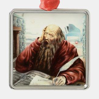 KANSAS - Leftoverture (1976) Metal Ornament