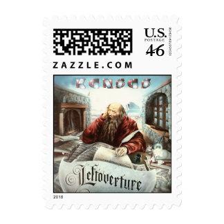 KANSAS - Leftoverture 1976 Stamp