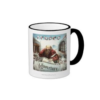 KANSAS - Leftoverture (1976) Ringer Coffee Mug