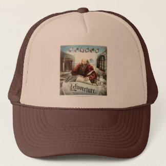 KANSAS - Leftoverture (1976) Trucker Hat