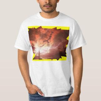Kansas Lightning Storm T-Shirt