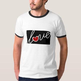 Kansas Love!  Gifts for KS Lovers T-Shirt