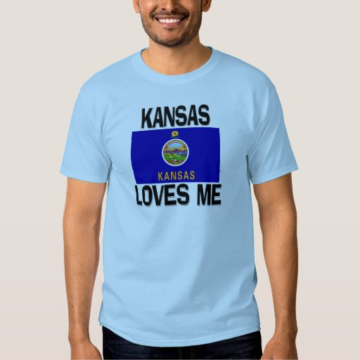 Kansas me ama playera