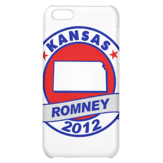 Kansas Mitt Romney