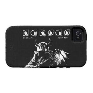 KANSAS - Monolith (1979) Vibe iPhone 4 Carcasas