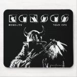 KANSAS - Monolith (1979) Mouse Pad
