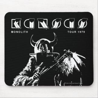 KANSAS - Monolith (1979) Tapete De Raton