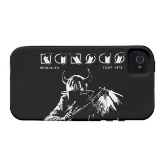 KANSAS - Monolith (1979) Vibe iPhone 4 Case