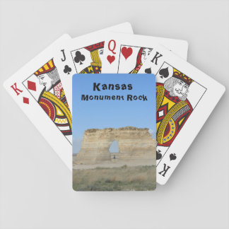 Kansas Monument Rock Playing Card's Playing Cards