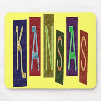 Kansas Mouse Pad