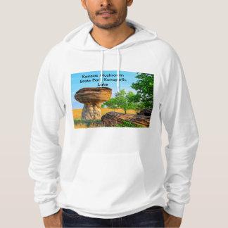 Kansas Mushroom State Park Hoodie (pull over)