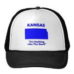 Kansas - no es nada como la banda gorros bordados
