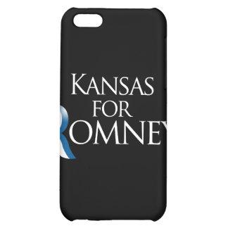 Kansas para Romney - png