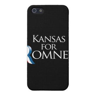 Kansas para Romney - png iPhone 5 Protectores