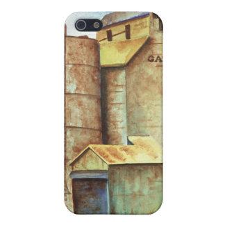 Kansas Past - Gano Elevator Case For iPhone SE/5/5s