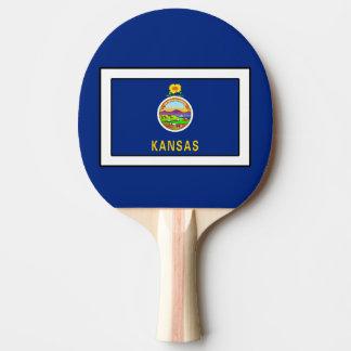 Kansas Ping-Pong Paddle