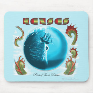 KANSAS - Point of Know Return (1977) Mouse Pad