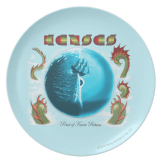 KANSAS - Point of Know Return (1977) Plate