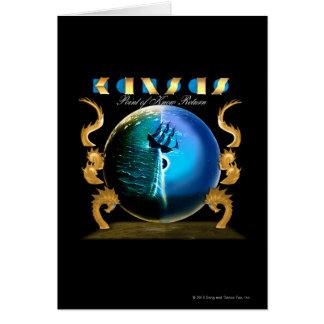 KANSAS - Point of Know Return (2007) Card