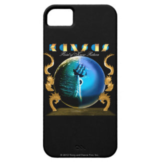 KANSAS - Point of Know Return (2007) iPhone 5 Cases