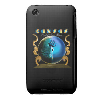 KANSAS - Point of Know Return (2007) iPhone 3 Cases