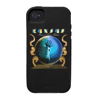 KANSAS - Point of Know Return (2007) iPhone 4 Cases