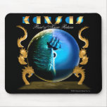 KANSAS - Point of Know Return (2007) Mouse Pads