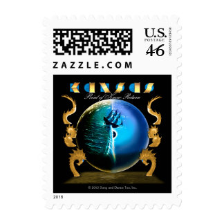 KANSAS - Point of Know Return 2007 Postage Stamps
