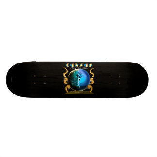 KANSAS - Point of Know Return 2007 Skate Deck