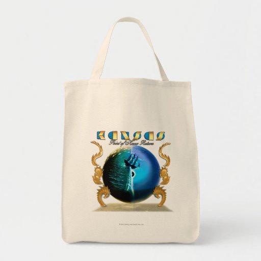 KANSAS - Point of Know Return (2007) Tote Bag