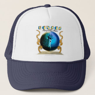 KANSAS - Point of Know Return (2007) Trucker Hat