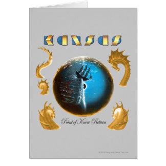 KANSAS - Point of Know Return Alternate Cards
