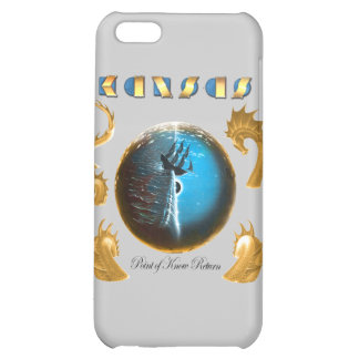 KANSAS - Point of Know Return (Alternate) Case For iPhone 5C