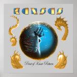 KANSAS - Point of Know Return (Alternate) Poster