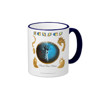 KANSAS - Point of Know Return (Alternate) Ringer Coffee Mug